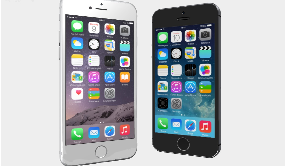 iphone 6 vs iphone 5 iphone 5 vs iphone 6 conviene cambiare 2939